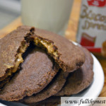 Chocolate 'Cookie Butter' Cookies