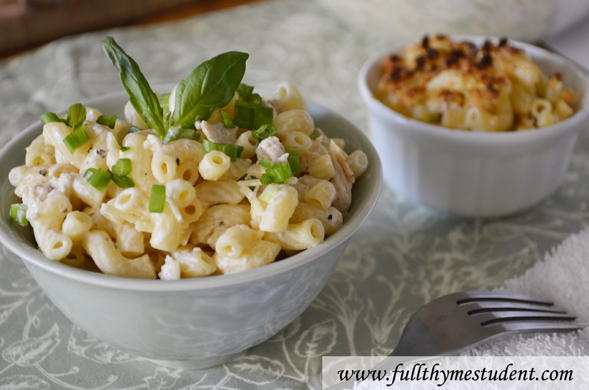 Quick Macaroni and Cheese in under 15 minutes (and it ain't neon ...