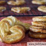 Palmiers, aka Elephant Ear Cookies