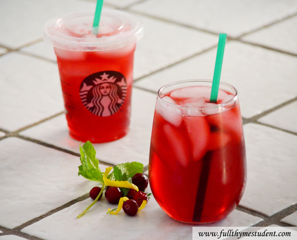 Does passion fruit iced tea have caffeine