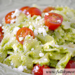 Bowtie Pasta Salad with Pesto