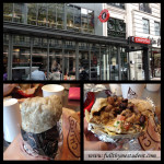 Chipotle in Paris, France