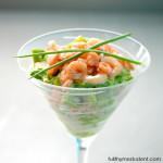 Shrimp and Avocado Tartare Recipe
